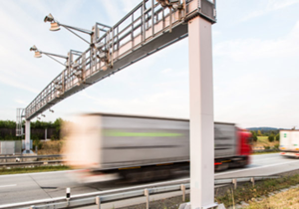 Automated Enforcement for GPS Toll Collection Using Gigabit Ethernet