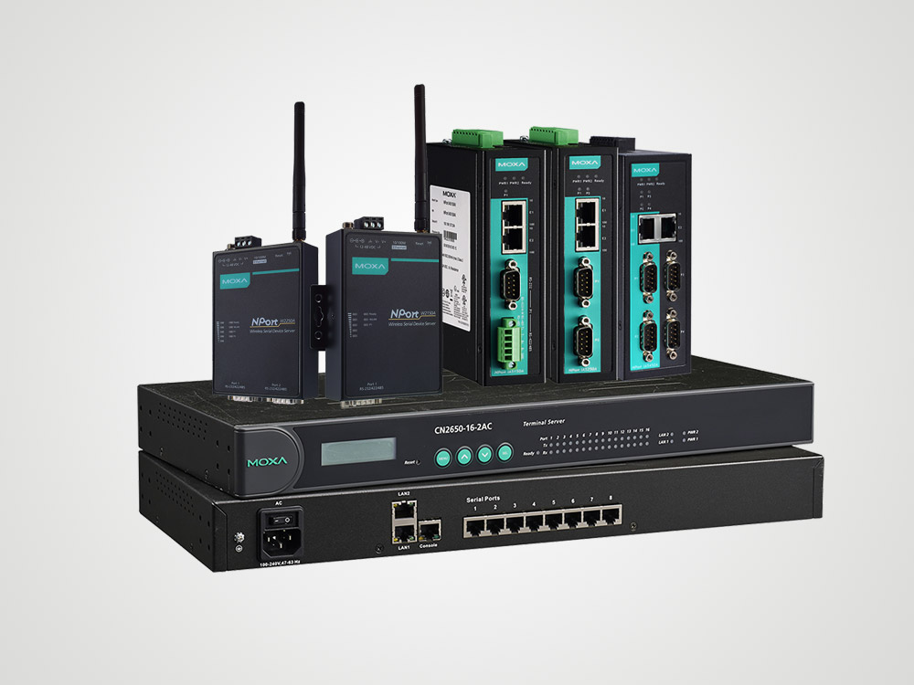 Serial Device Servers